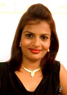 Rupali's matrimonial picture