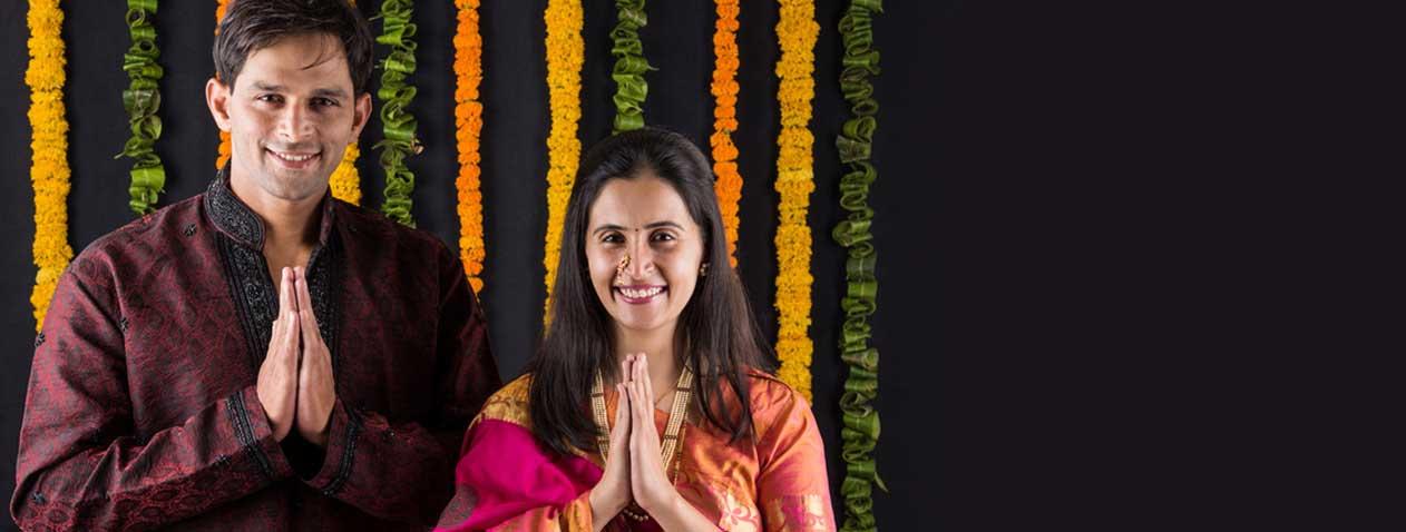 Shadi matrimony banner