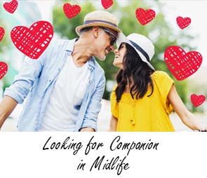 Looking for Companion in Midlife