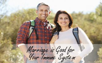 Marriage is Good for Your Immune System