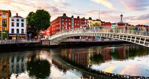 papular city Dublin
