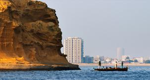papular city Karachi