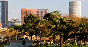 papular city Los Angeles