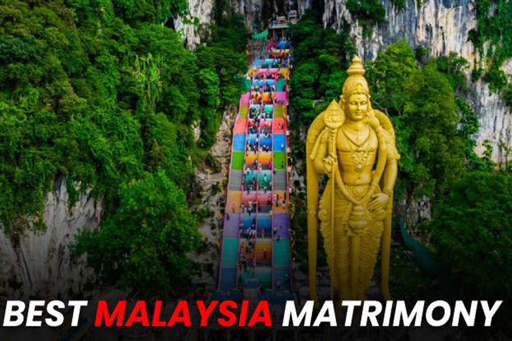 Shadi matrimonial couple in Malaysia