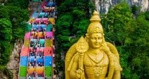 papular city Malaysia
