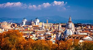 papular city Rome