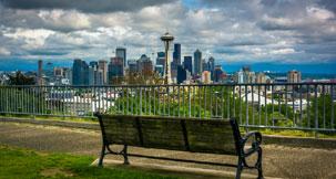 papular city Seattle
