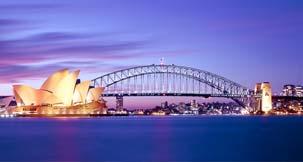 papular city Sydney